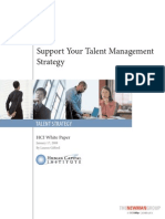 Talent Strategy Reporting