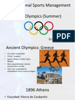 40 Olympics Summer