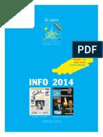 Seeblick - InfoFolder 2014