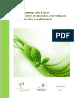 Consid Eticas Na Investig Academica Em Enfermagem