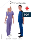 PRO Fashion Scrubs - Spring 2014 Catalog