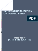 Inter Nationalization of Islamic Financial Institutions