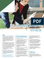 La Carpeta 150 Curriculum Vitae
