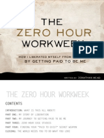 The Zero Hour WorkWeek