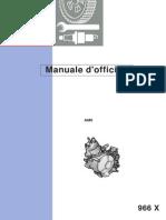 Manuale d'officina rs 50 99-2005 minarelli am6