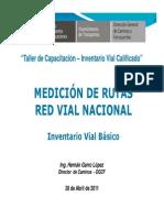 SEM 1 - Anexo 03 - Medición Red Vial Nacional