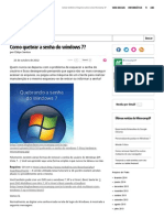 Removendo a senha do windows 7 Com hiren's boot CD _ Blog Hardware