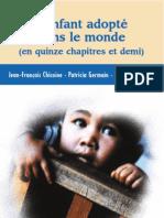 L'enfant adopté dans le monde en quinze chapitres et demi