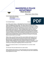 Bakersfield Police Department