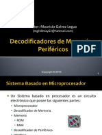 02 Decodificadores de Memoria y Perifericos