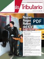 Regimen de Retenciones Del Igv