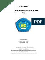 Cover Job Sheet