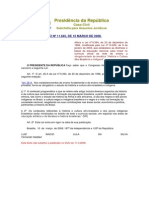LEI Nº 11.645, DE 10 MARÇO DE 2008. Indigína