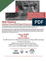 PPSC iRIDE  Petaluma Event