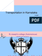 Transportation in Karnataka