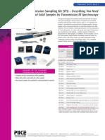 Pike Standard Sampling Kit