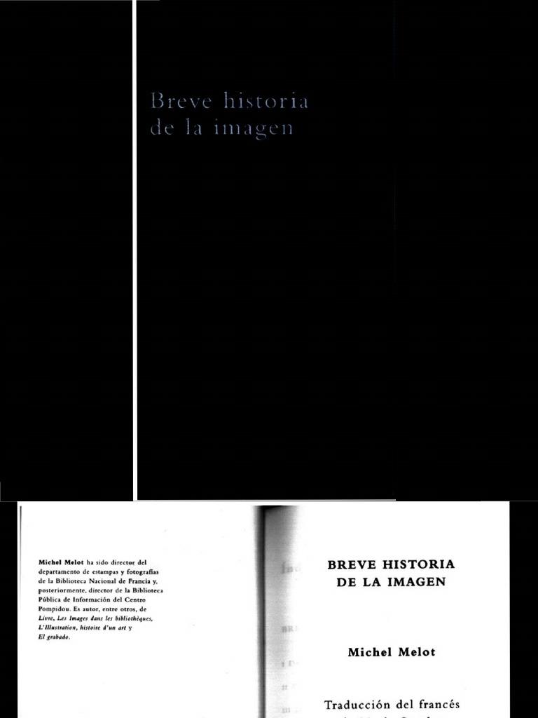 Breve Historia de La Imagen_melot