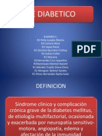 Pie Diabetico Primera Parte