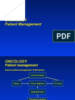 Oncology Patient Management