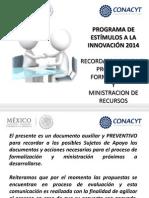 FORMALIZACION 2014 aviso2