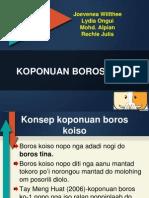 Koponuan Boros Koiso