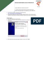 Panduan Instalasi & Dial Up Driver Modem AC 682
