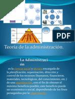 Clase de Administraciion Juan Oviedo