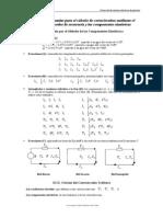 Formulas Para Proteccion de Sistemas Electricos de Potencia
