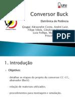 Slides Transeletronica Conv Buck