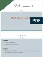 Mad Aridh Lissukun
