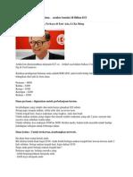 Li Ka Shing Financial PLanning