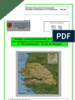Communication - Environnemet et Changement de comportement au Sénégal