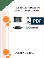 Catalogos Antigos Giannini
