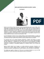 Deportistas venezolanos más relevantes de antes y ahora