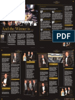 The 2013 CEO Magazine Award Winners