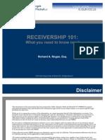 Receiverships 101