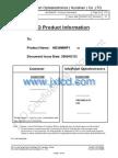LCD PANEL M236MWF1-R0