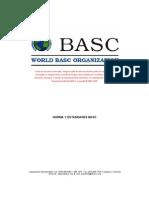 Resumen Norma Estandares BASC