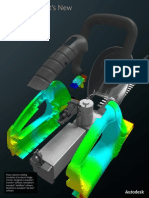 Autodesk Moldflow 2012 Technical Whats New Brochure