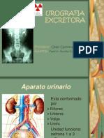 Urografía Excretora