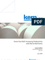 Know Your Roll White Paper