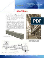 Pneuvay Pneumatic Conveying Air Slide Systems