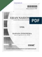 Un Smk 2013 b Indonesia