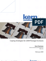 Postage Coping Strategies White Paper