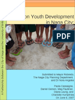 Youth Development Planning in Naga