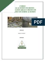 Curso Instalaciones de Redes Hidrosanitarias y Redes Deincendio en Edificaciones