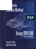 Finite Element Methode Using Matlab