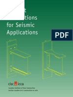 Moment Connections Seismic Applications 2009