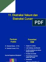 (11)Ekstraksi Vakum Dan Ekstraksi Cunam