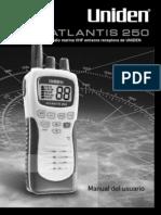 Atlantis 250om Sp